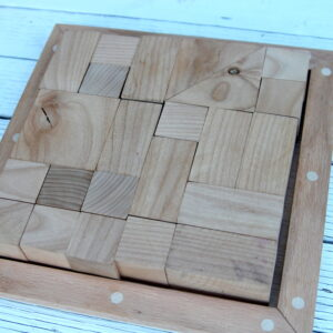 hand crafted wooden toy giveaway
