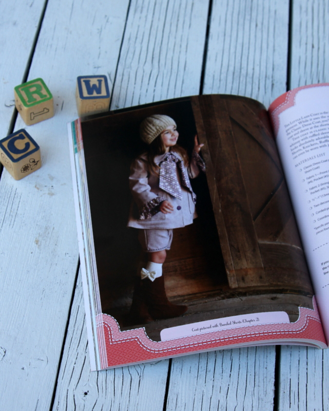 sew classic clothes for girls book review and giveaway