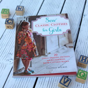 sew classic clothes for girls (and a giveaway!)