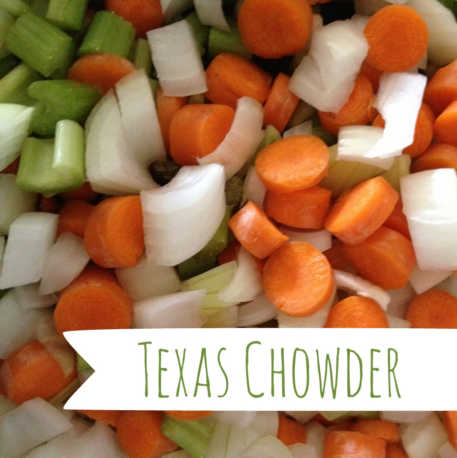 freezer crockpot dinner ideas- texas chowder