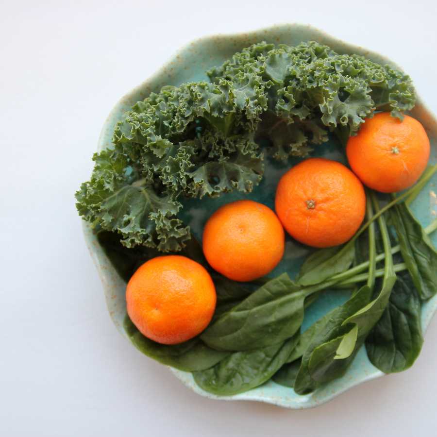 cold buster green juice-give your system a vitamin C boost