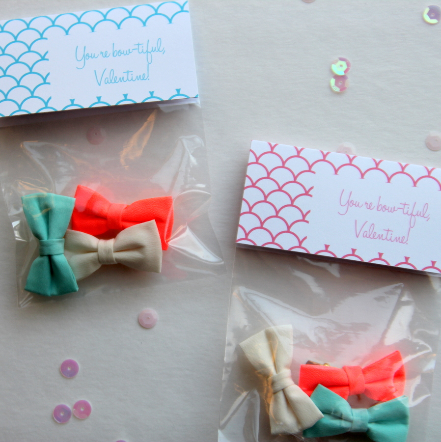 free printable valentine labels