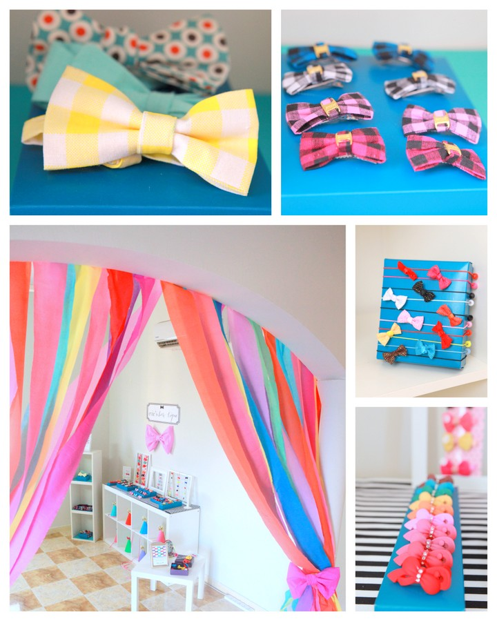 the perfect party bow-tique