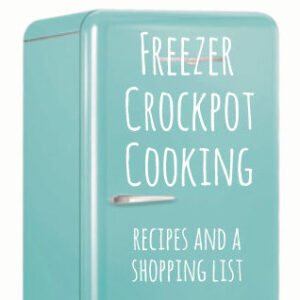 more freezer crockpot cooking recipes