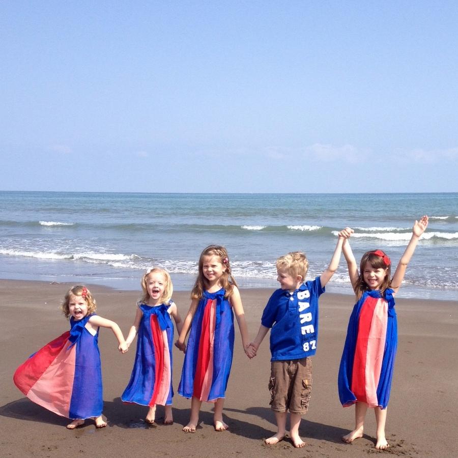 oman beach trip