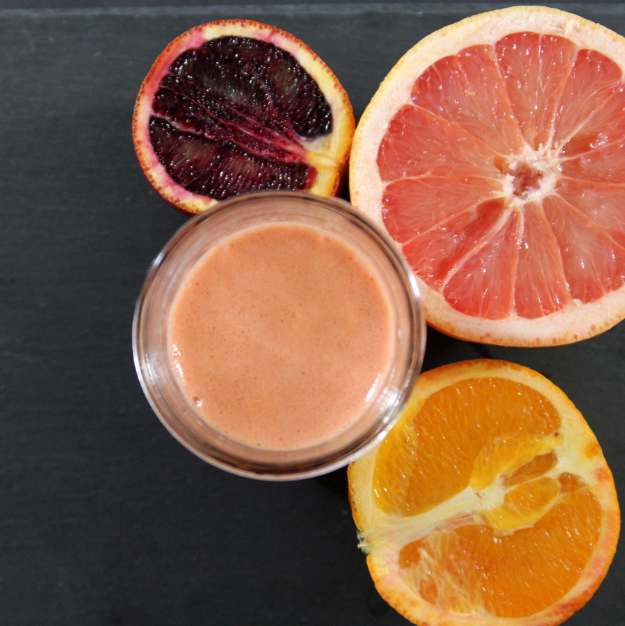 juicing combinations- citrusy goodness