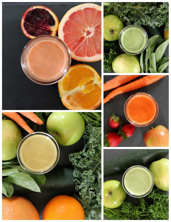 juicing combination ideas