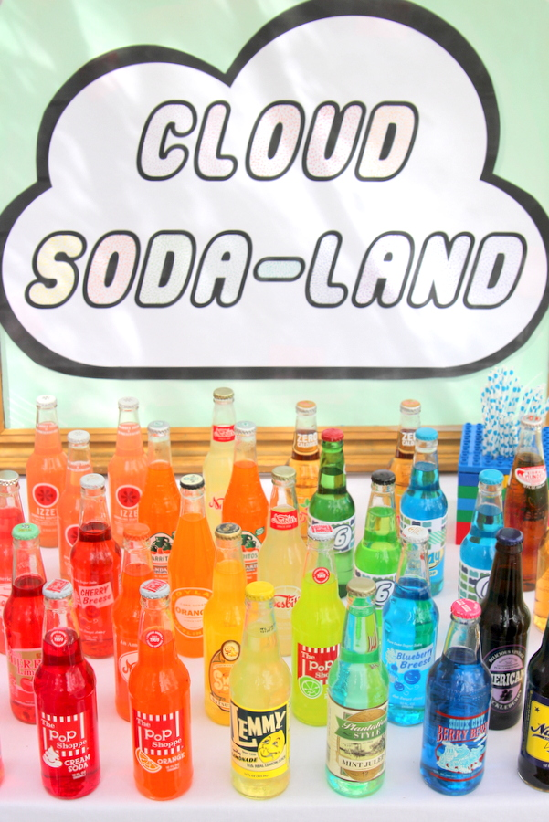 cloud soda land