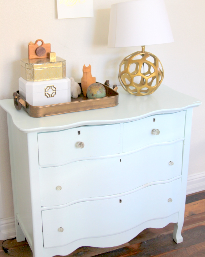the most versatile blue dresser