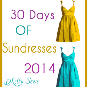 30 days of sundresses series