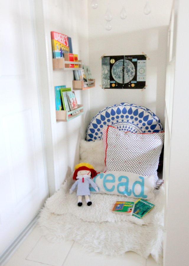 kid's shared room