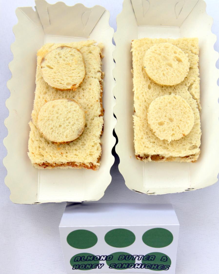 DIY Lego party food ideas