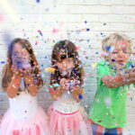 how to (easily and quickly) make a whole pile of confetti!