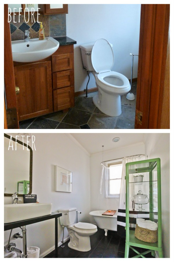 denver house tour bathroom