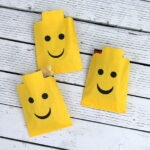 Lego birthday party favor ideas