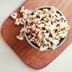 harvest popcorn with yummy fall flavors!