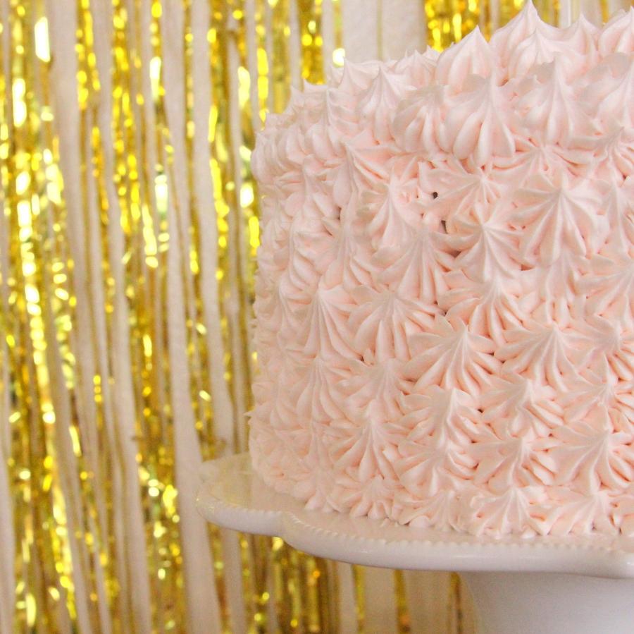 glitter party foil curtain