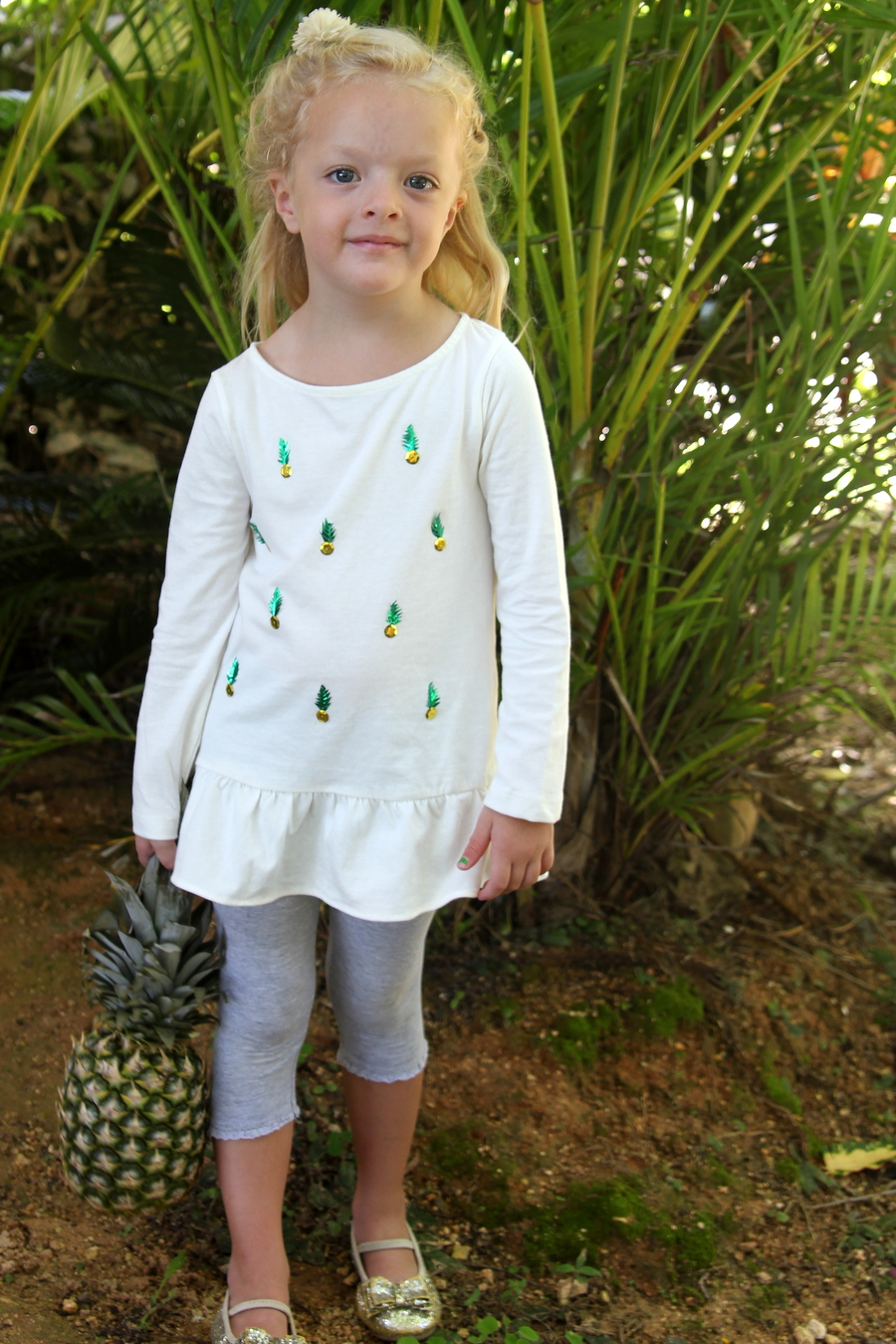 pineapple shirt how to