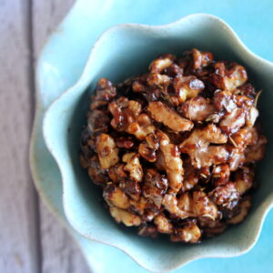 rosemary candied walnuts