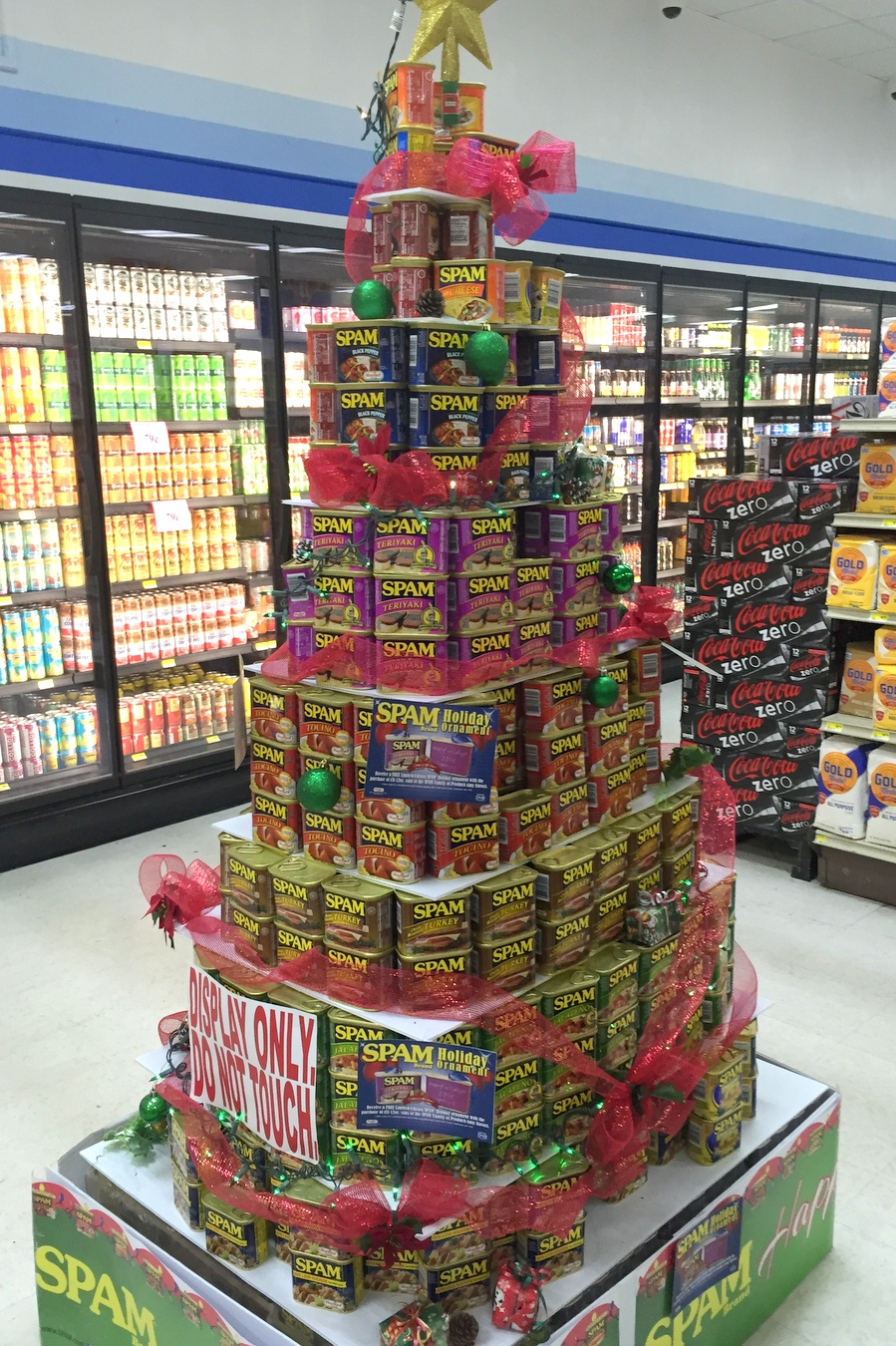 spam tree saipan