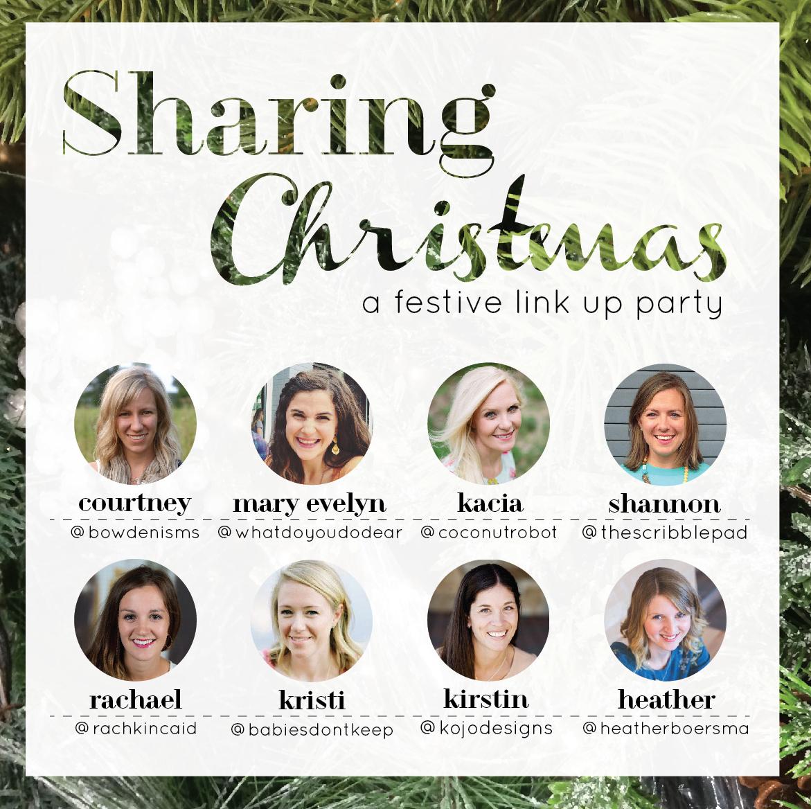 Sharing Christmas 2014
