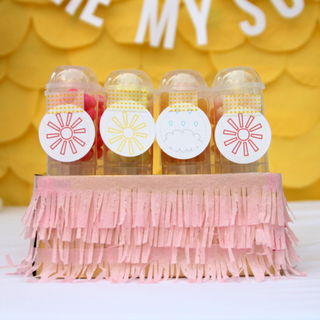 You Are My Sunshine Shower (and A Bunch Of Cheerful Spring Baby Shower Ideas )