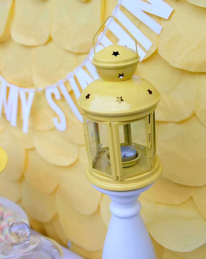 ... You Are My Sunshine Shower (and A Bunch Of Cheerful Spring Baby Shower  Ideas)