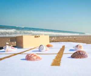outdoor game mat to take with you to the beach or park