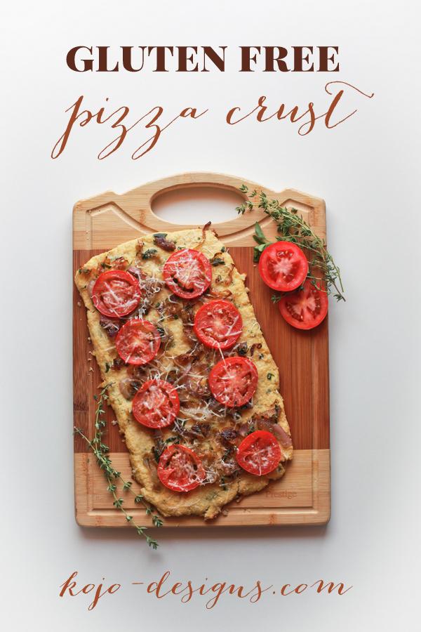 glutten free pizza crust
