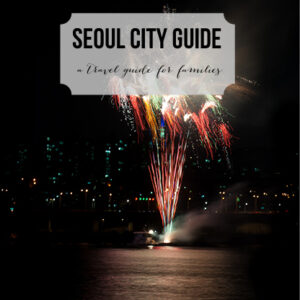Planning a trip to Seoul (or aren't yet, but will be after reading this city guide)??? This travel guide includes extensive recommendations of what to see and do (even better- it's written by a family that lives in Seoul!)