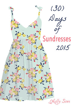 30 days of sundresses 2015