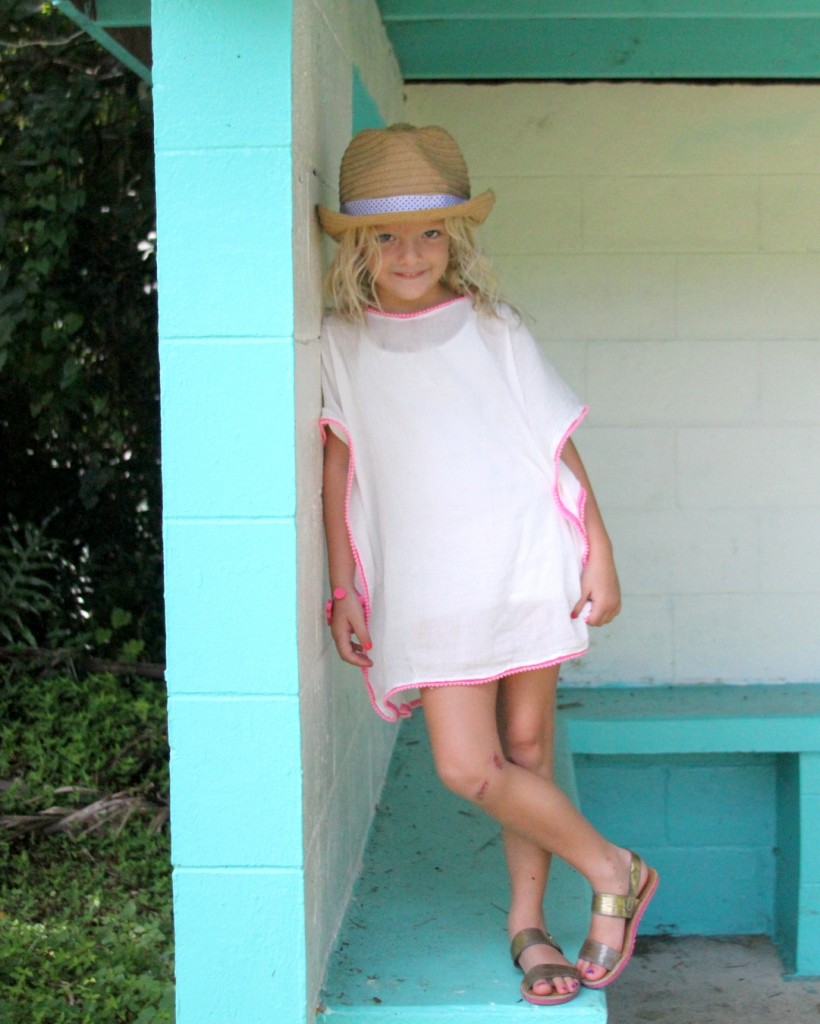 the cannes pattern- a coverup and tunic pattern for the Sew What Pattern Club!