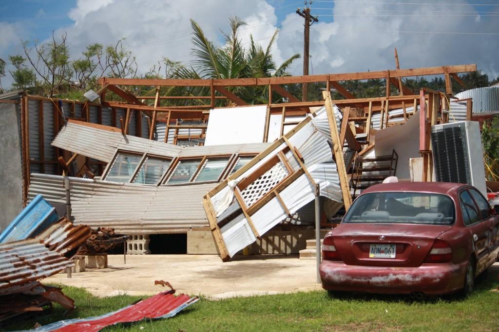 typhoon soudelor saipan