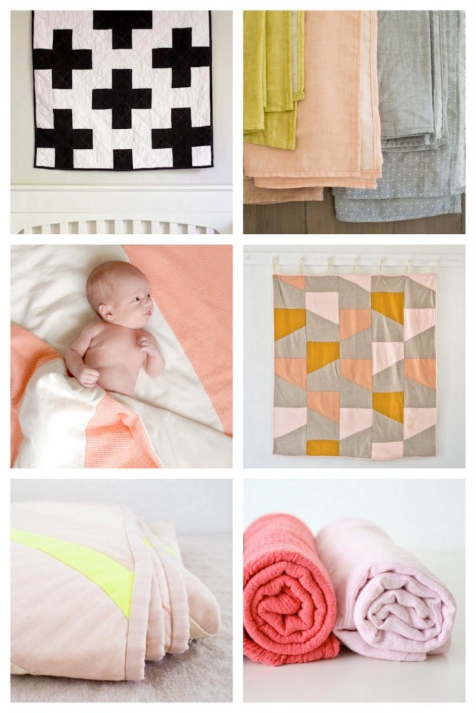 handmade baby blankets and quilts