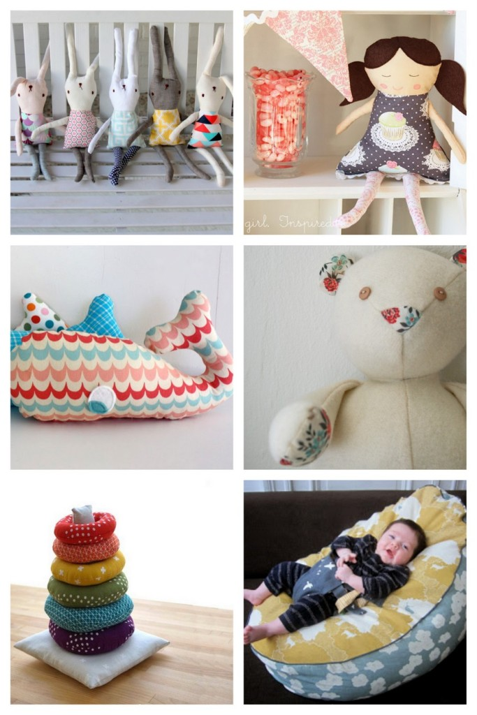45 Things To Make For Baby