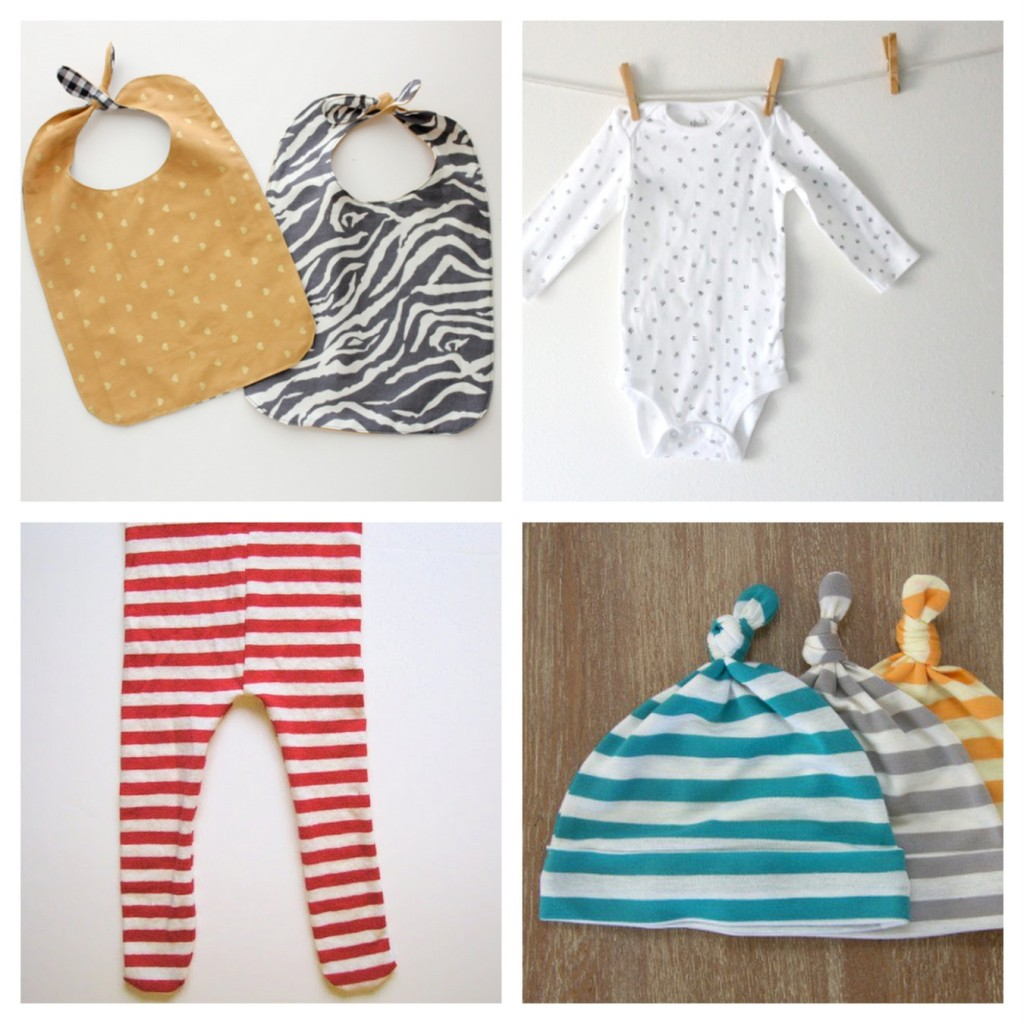 handmade baby projects