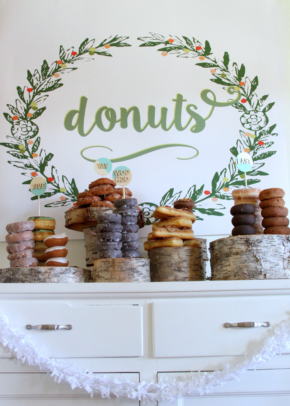 donut brunch party