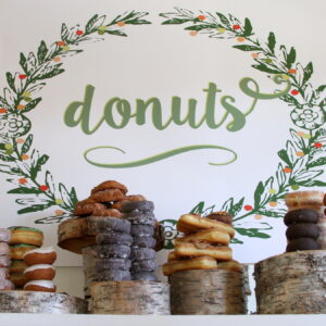donut brunch