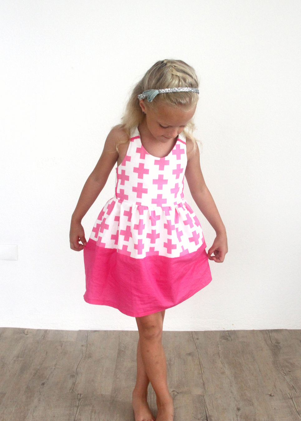 "Sewing for girls- LOVE this ""Annecy"" pattern by the Sew What Club!"