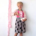 little girl's apron tutorial
