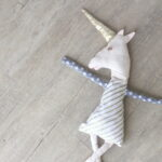 how to make a unicorn doll