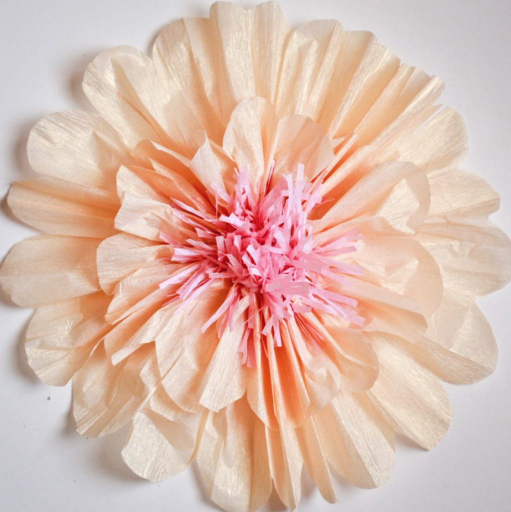 How to make paper flowers the best paper flower tutorials the prettiest paper flower tutorials mightylinksfo