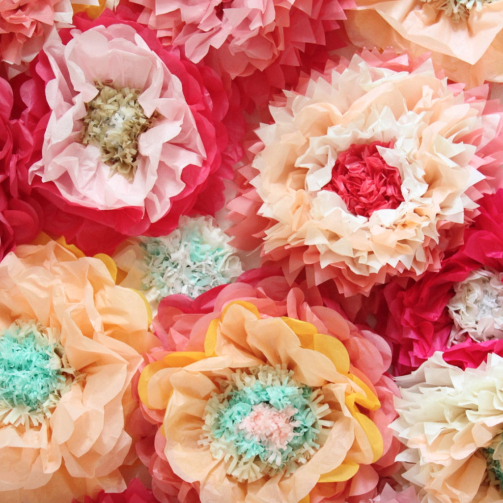 How To Make Paper Flowers The Best Paper Flower Tutorials