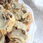 miss jane's cookies- the best chocolate chip cookie recipe