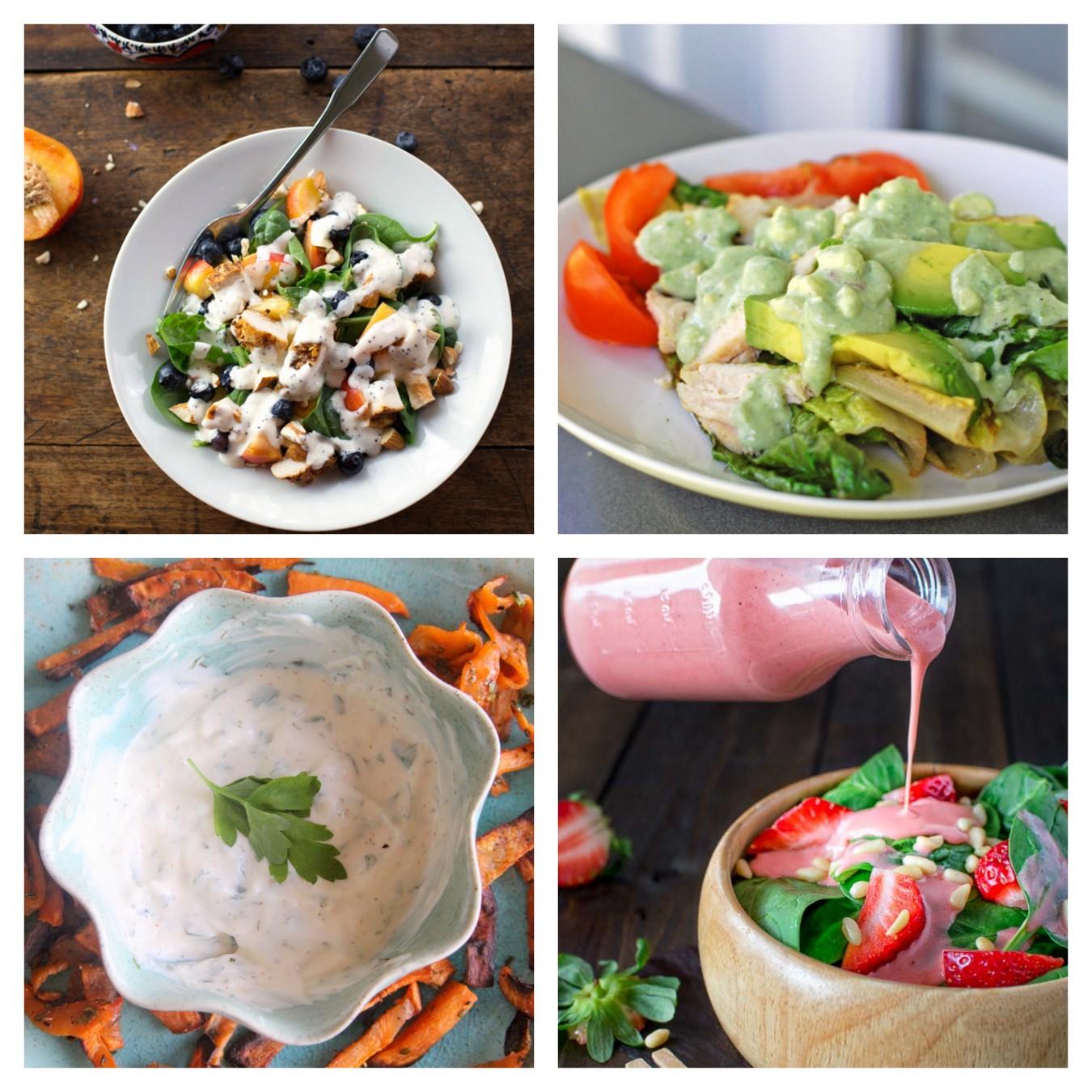 the best homemade salad dressing recipes