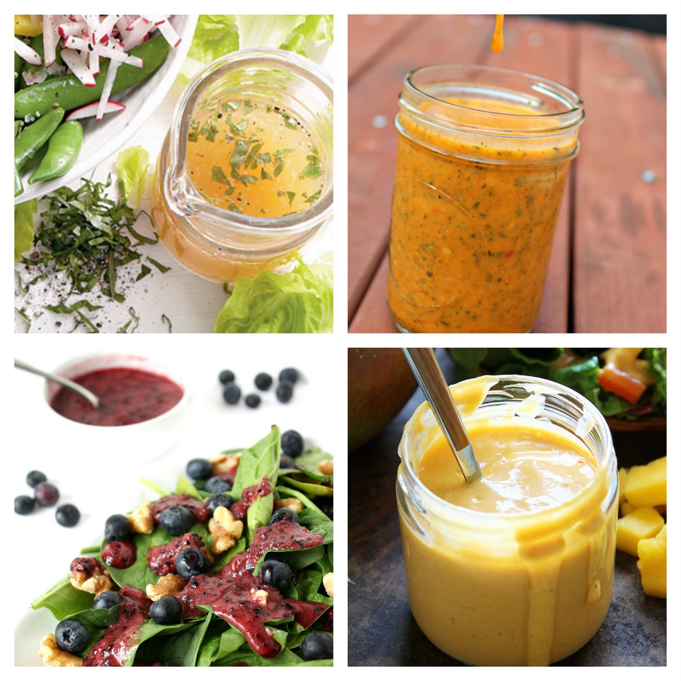 the best homemade salad dressing recipes