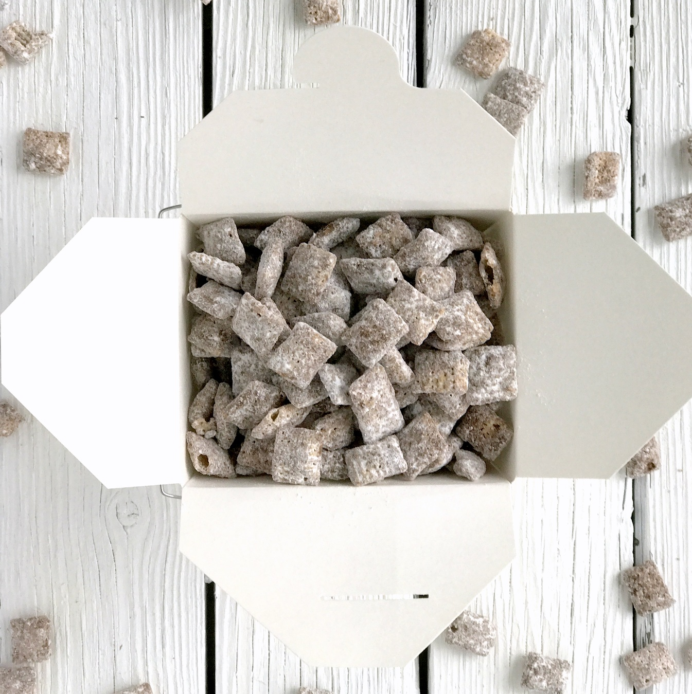 cookie butter puppy chow recipe