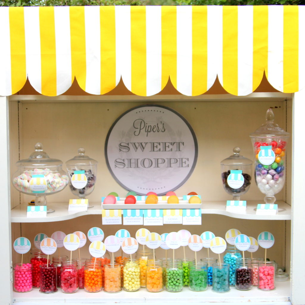 the sweetest Sweet Shoppe