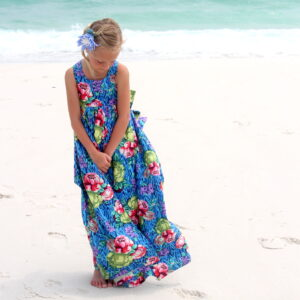 a gorgeous summer dress (and some tips for batch sewing!)