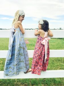 a collection of cairos- the cutest cousin dresses!